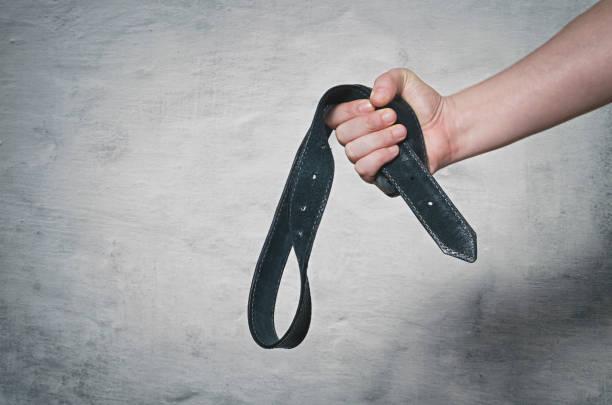 家庭内暴力 ストックフォト