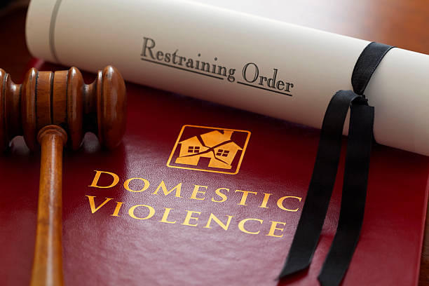 la violencia doméstica - violencia de genero fotografías e imágenes de stock