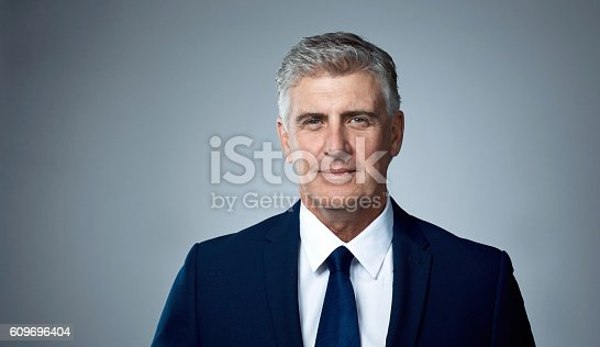 istock I dominated the business world 609696404