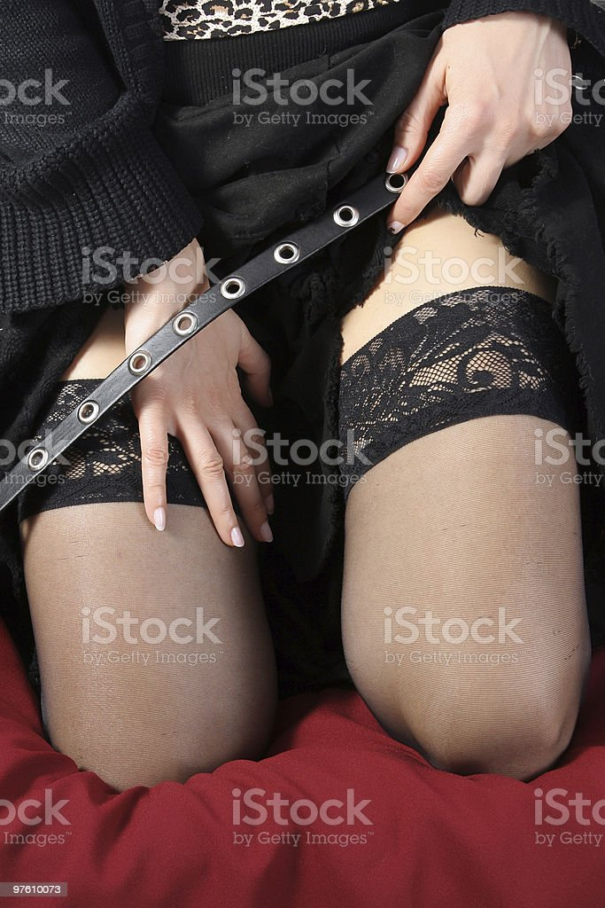 Domina royalty-free stock photo