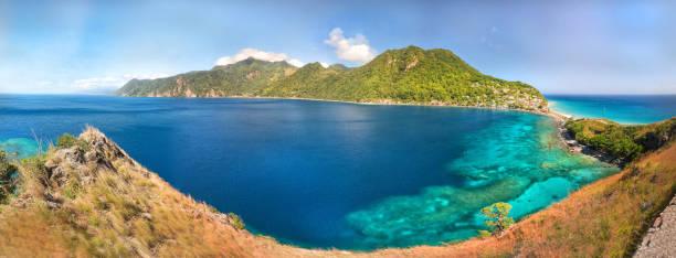 Dominica, Schotten Kopf – Foto
