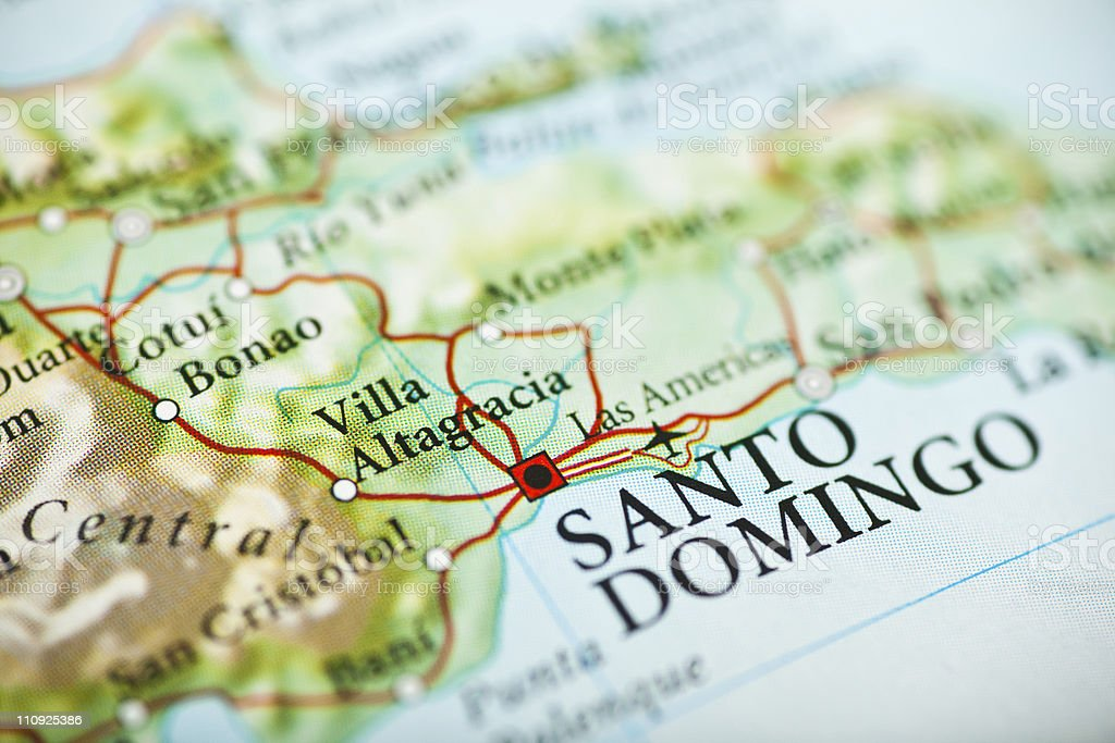 Dominican Republic Stock Photo & More Pictures of Backgrounds | iStock