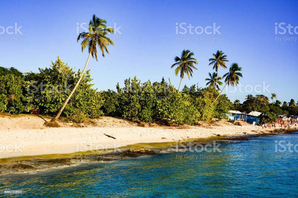 Dominican Republic stock photo