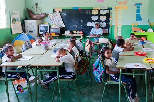 Dominican School Stock Photo - Download Image Now