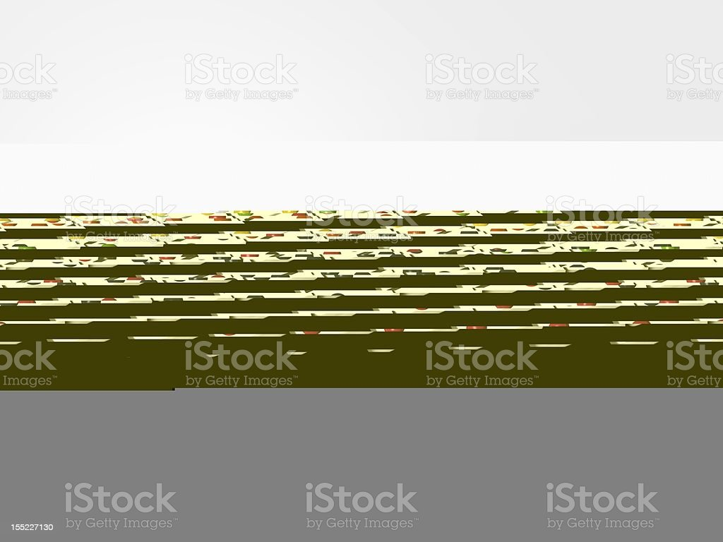 Dominoes - Good Neighbors Solitar stock photo