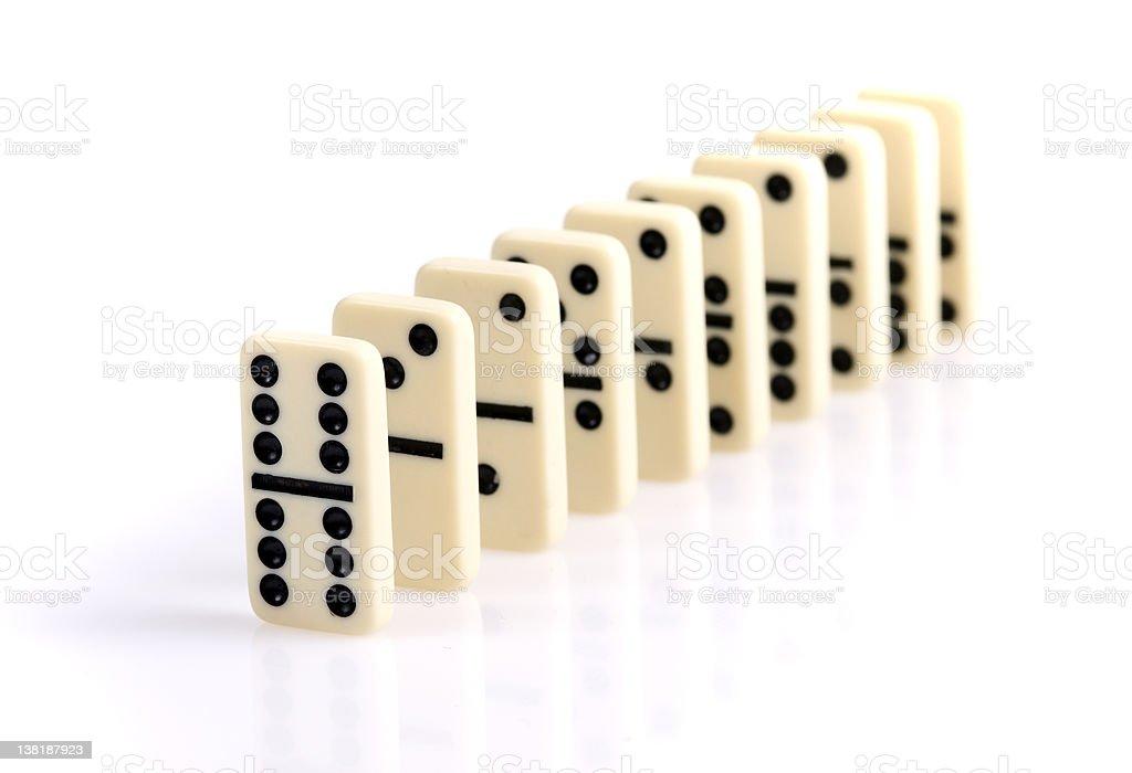 Dominos Stock Photo - Download Image Now - iStock