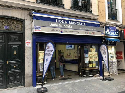 dona Manolita loteria nacional