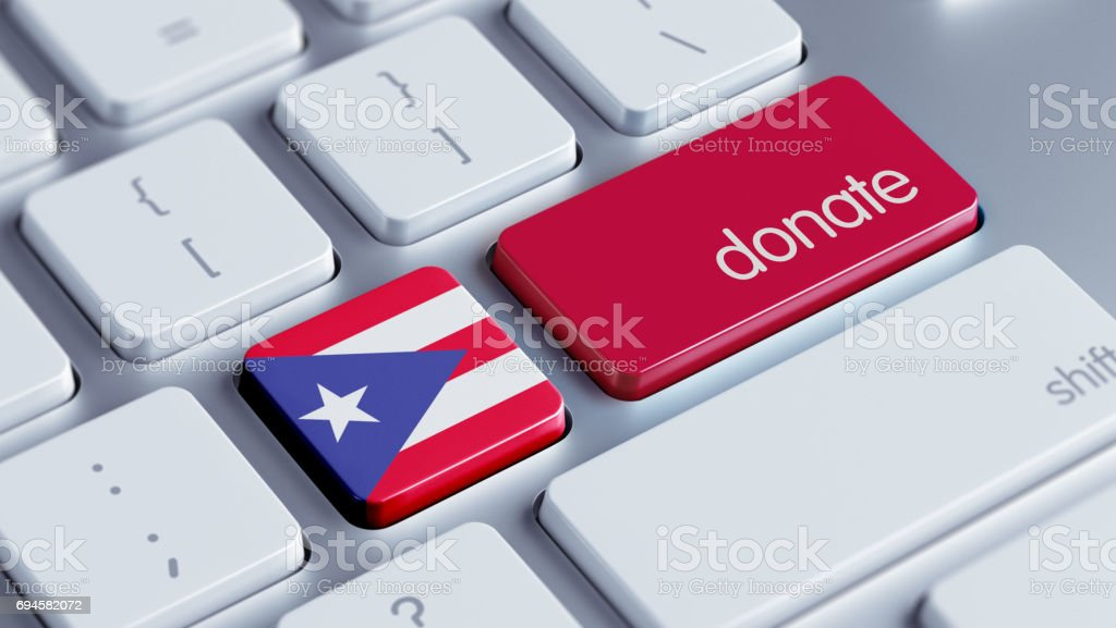 Donate Concept stock photo