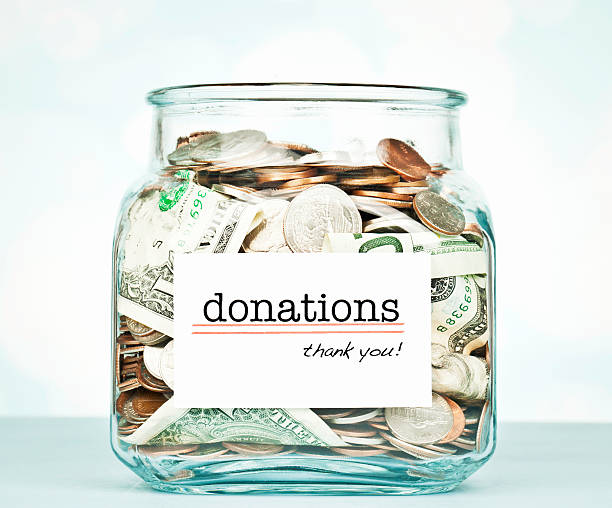 Donation Jar Stock Photo Download Image Now Istock