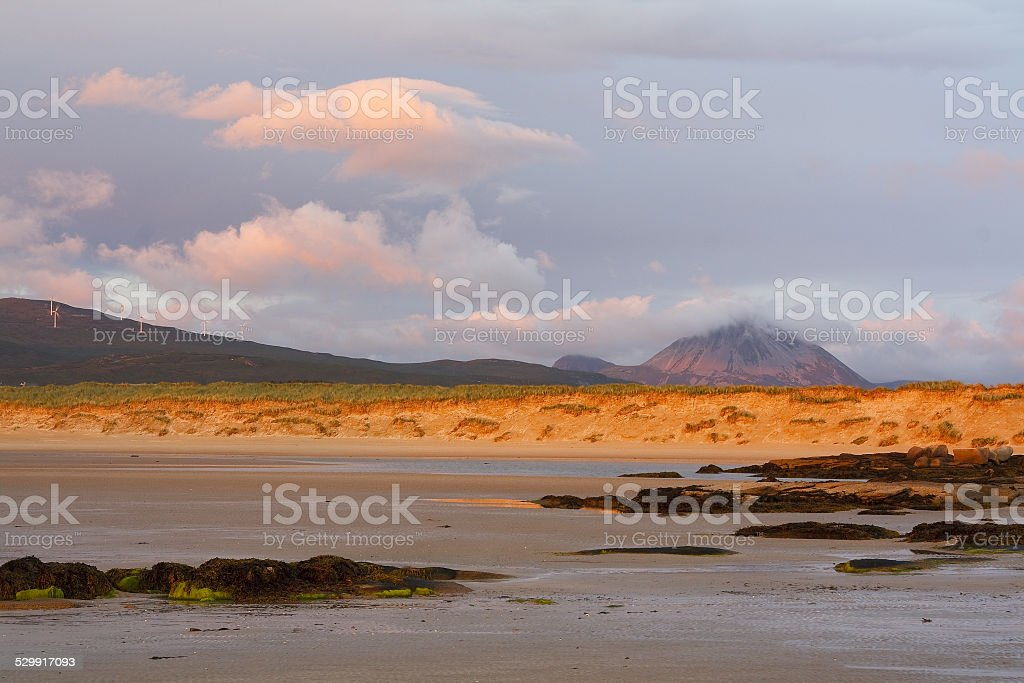 Donegal, Ireland. stock photo