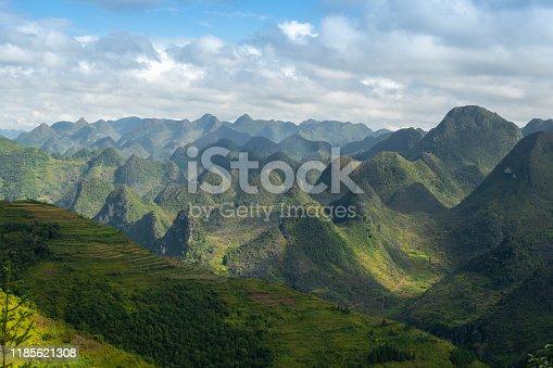 Dong Van Karst Plateau Geopark