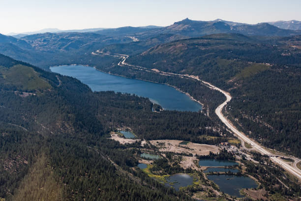 donner lake - dally stock pictures, royalty-free photos & images
