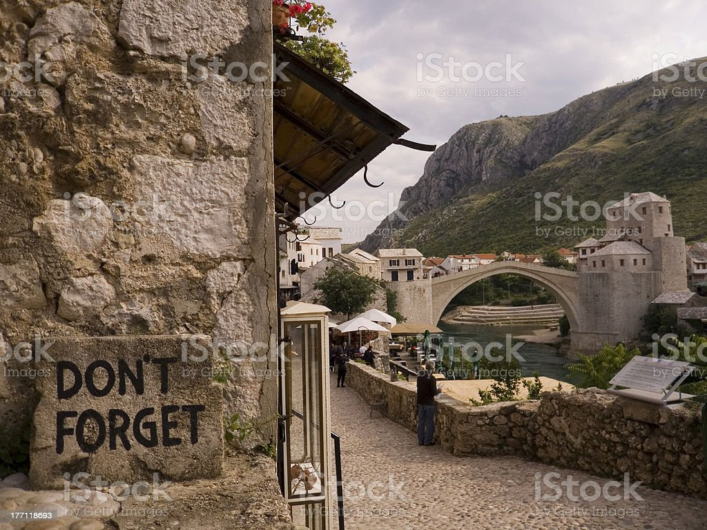 Don't forget 01 royalty-free stock photo