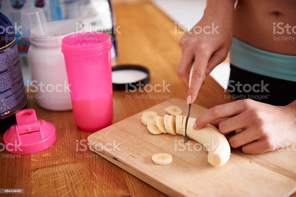 Don't forget in your diet about healthy carbs stock photo