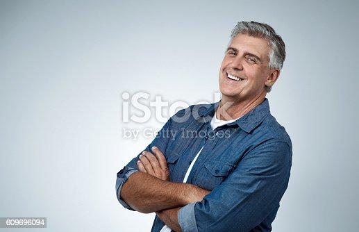 istock I don't get older I just get happier 609696094
