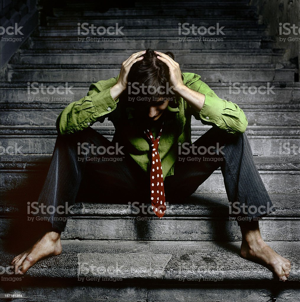 don't give up royalty-free stock photo
