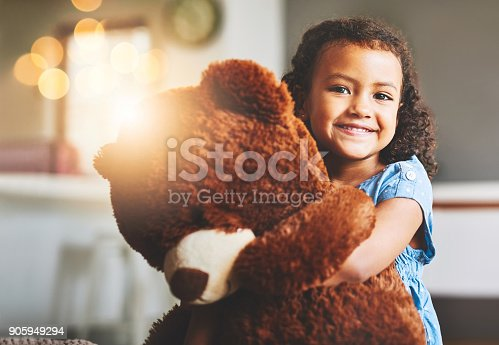 istock I don't go anywhere without him! 905949294