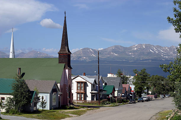 Don't go back to Leadville  bunnylady stock pictures, royalty-free photos & images