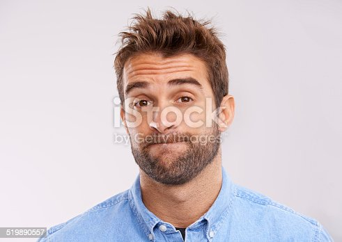 istock I don't know about this 519890557