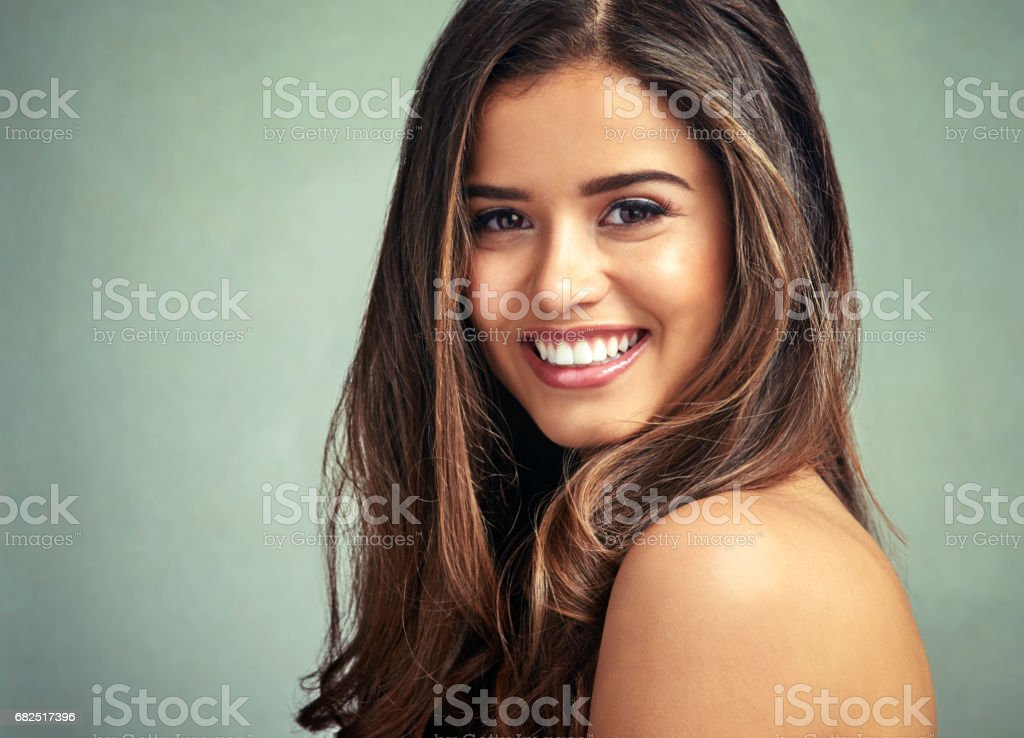 I don't know what a bad hair day is royalty-free stock photo
