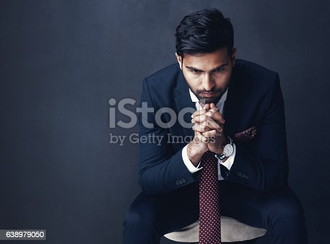 istock Don't let fear hold you back from your dreams 638979050