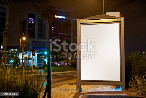 istock Don't let your message be left in the dark 855341436