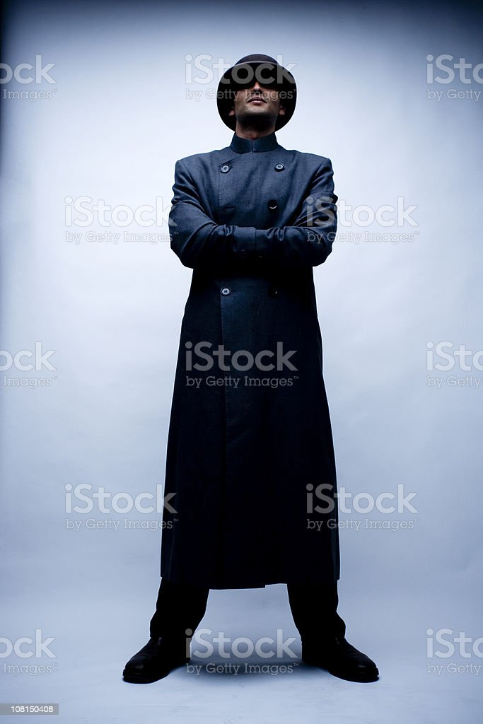 Don't mess.... stock photo