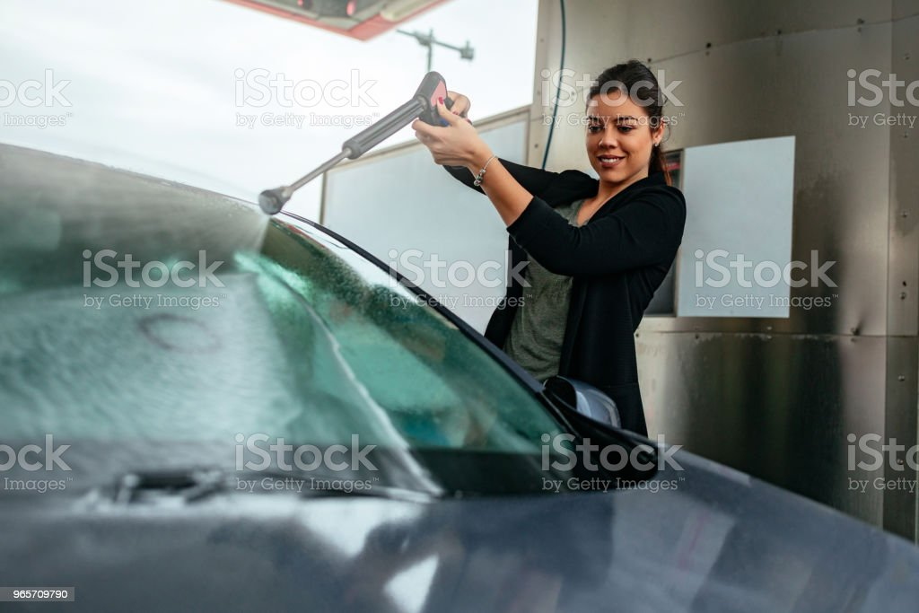 Don't need a man when I can do everything myself - Royalty-free Adult Stock Photo