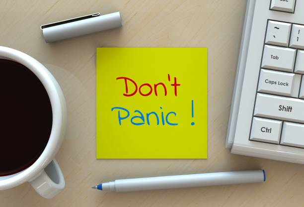 871 Dont Panic Stock Photos, Pictures & Royalty-Free Images - iStock