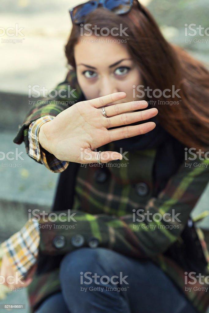 Mir Nicht Schießen Stockfoto Und Mehr Bilder Von 16 17 Jahre Istock
