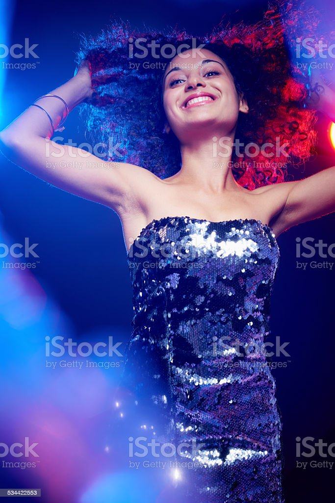 Don't stop music stock photo