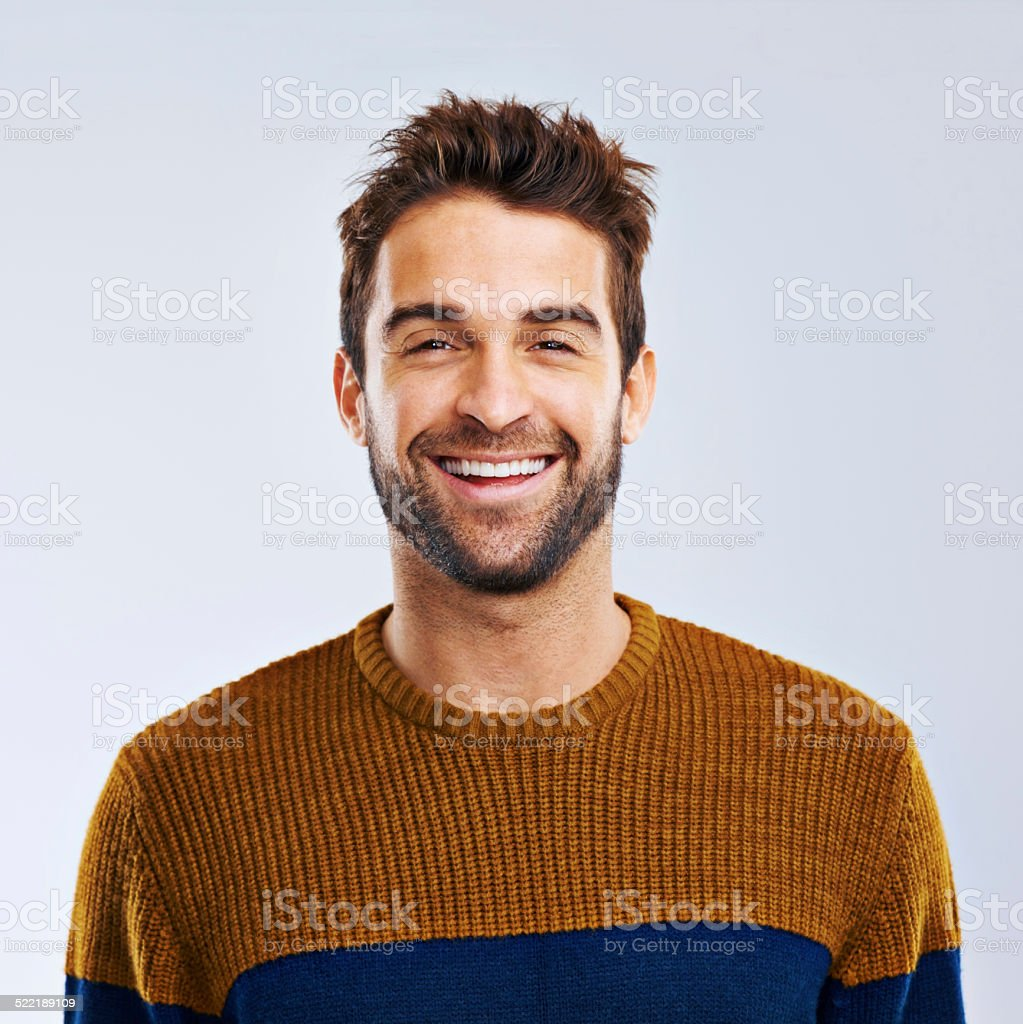 Don't take life too seriously stock photo