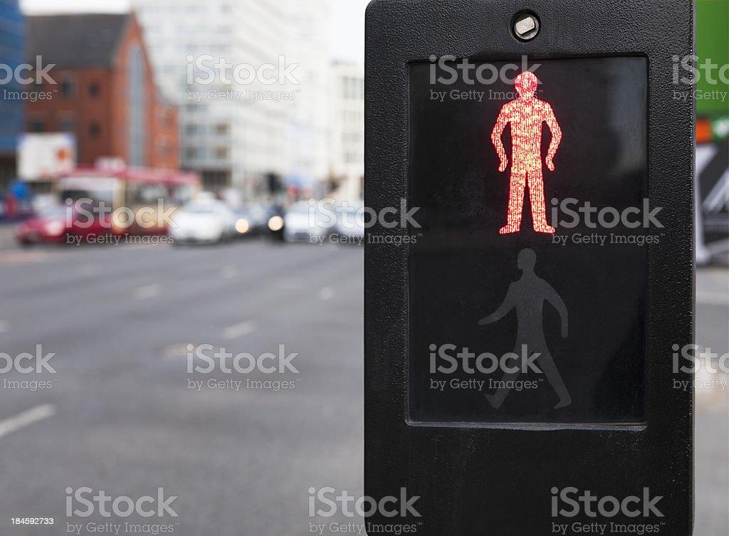 Don't Walk Yet stock photo