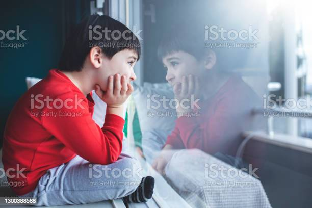 I Dont Want To Stay At Home Stock Photo - Download Image