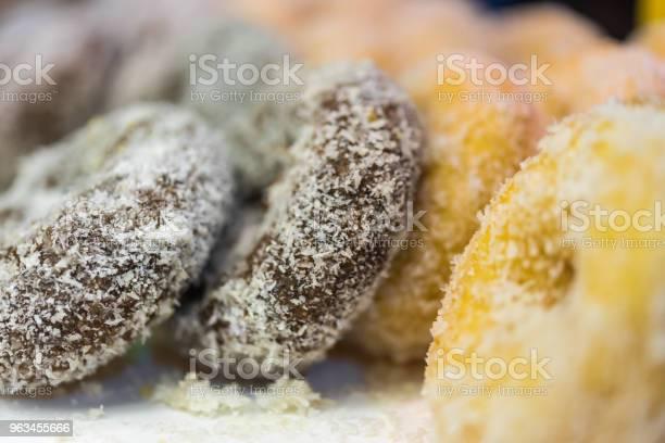 Çörek Ve Tatlı Tatlı Yiyecek Sokak Gıda Market Stok Fotoğraflar & Alışveriş'nin Daha Fazla Resimleri