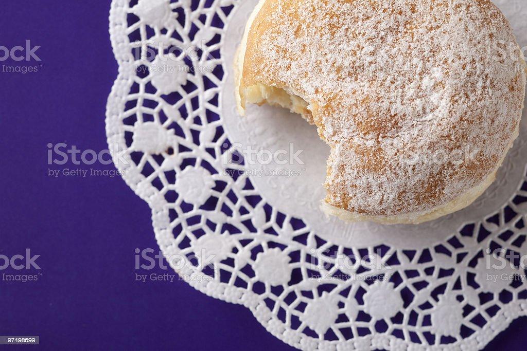 Donut royalty-free stock photo