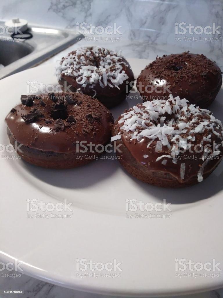 Donutlicious stock photo