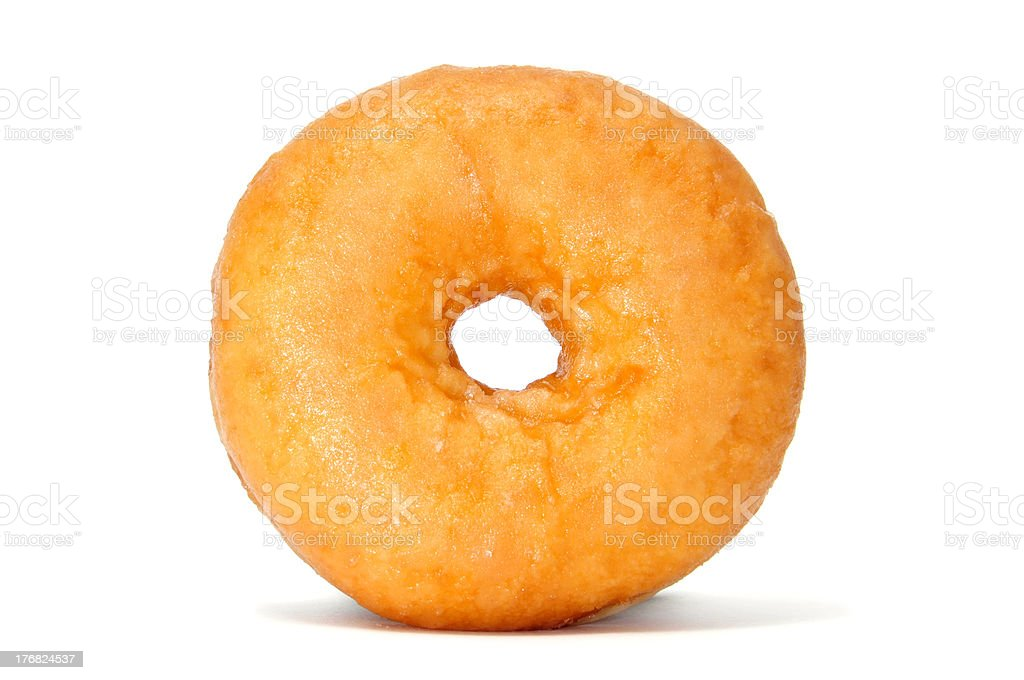 donuts a delicious donuts isolated on a white background Baked Pastry Item Stock Photo