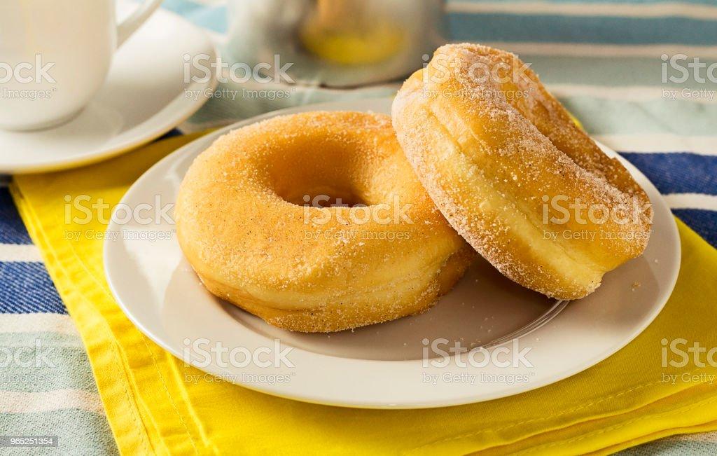 Donuts zbiór zdjęć royalty-free