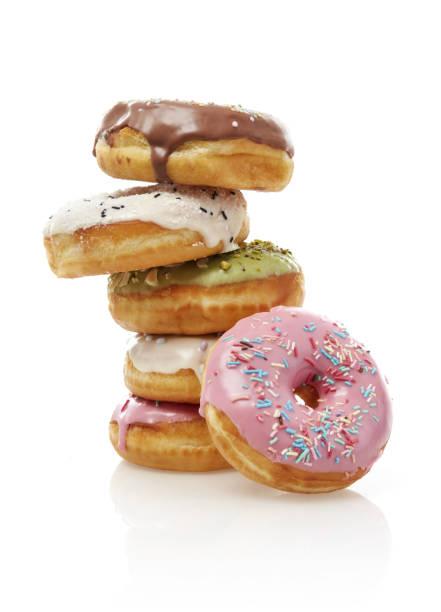 Donuts-Stack – Foto