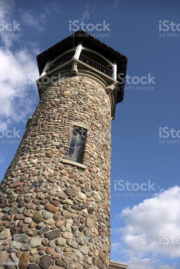 Doon Pioneer Tower stock photo