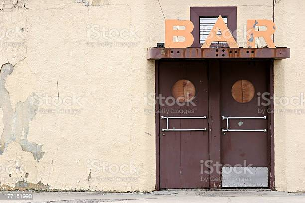 Door and a bar sign above it picture id177151990?b=1&k=6&m=177151990&s=612x612&h=3tbw6r afidwh6zkkhnqbgoydxfk84xd3  z4oe9h2q=