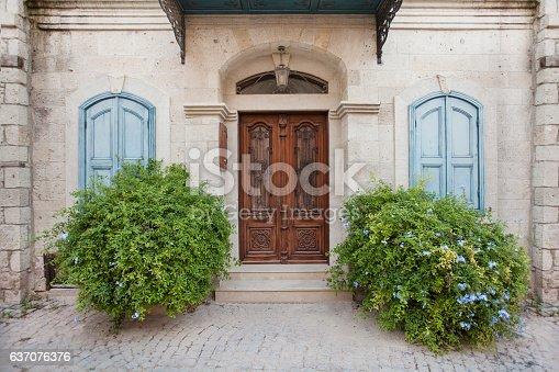 istock Door and Windows 637076376