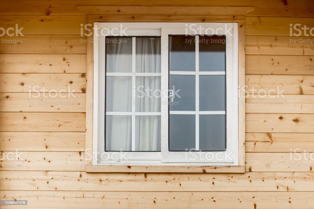 Door, Glass - Material, Residential Building, Safe - Security Equipment, Window stock photo
