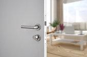 istock Door handle 1134711165