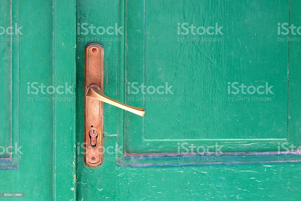 Tür-Griff  – Foto