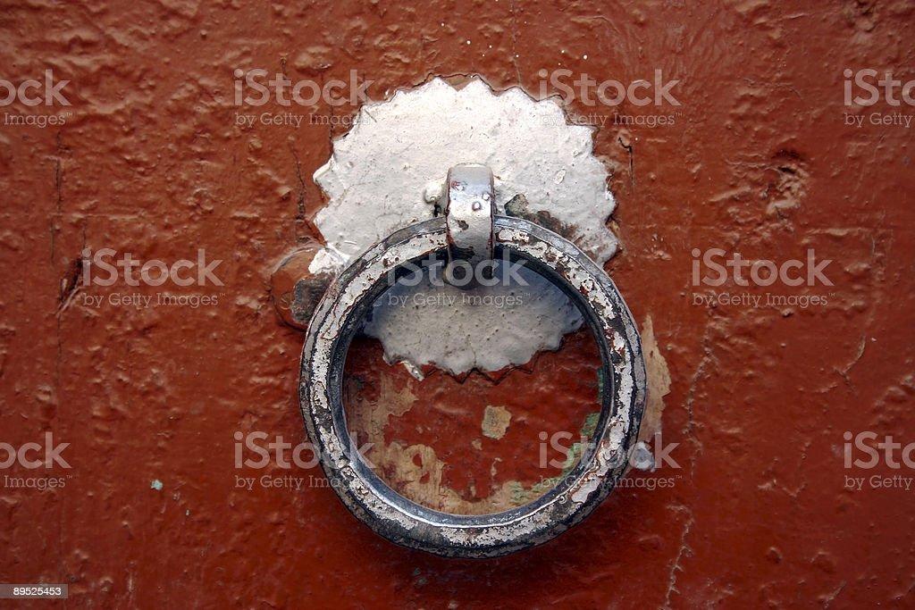 Door Handle 免版稅 stock photo