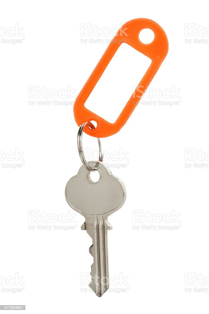door key stock photo