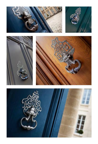 Heurtoir de porte sur les demeures - Photo