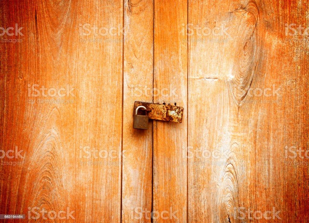 Door Lock 免版稅 stock photo